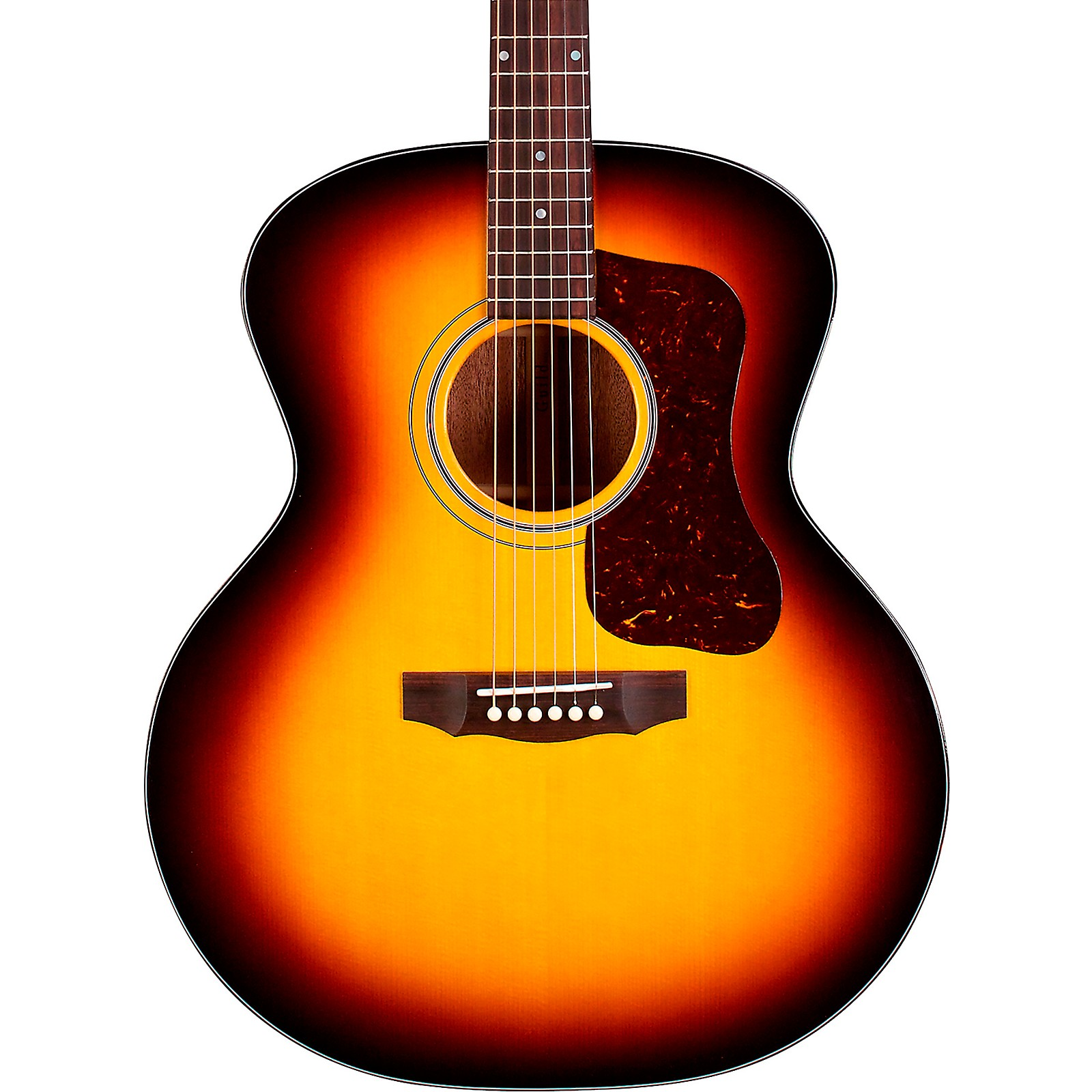 Open Box Guild F-40 Traditional Jumbo Acoustic Guitar