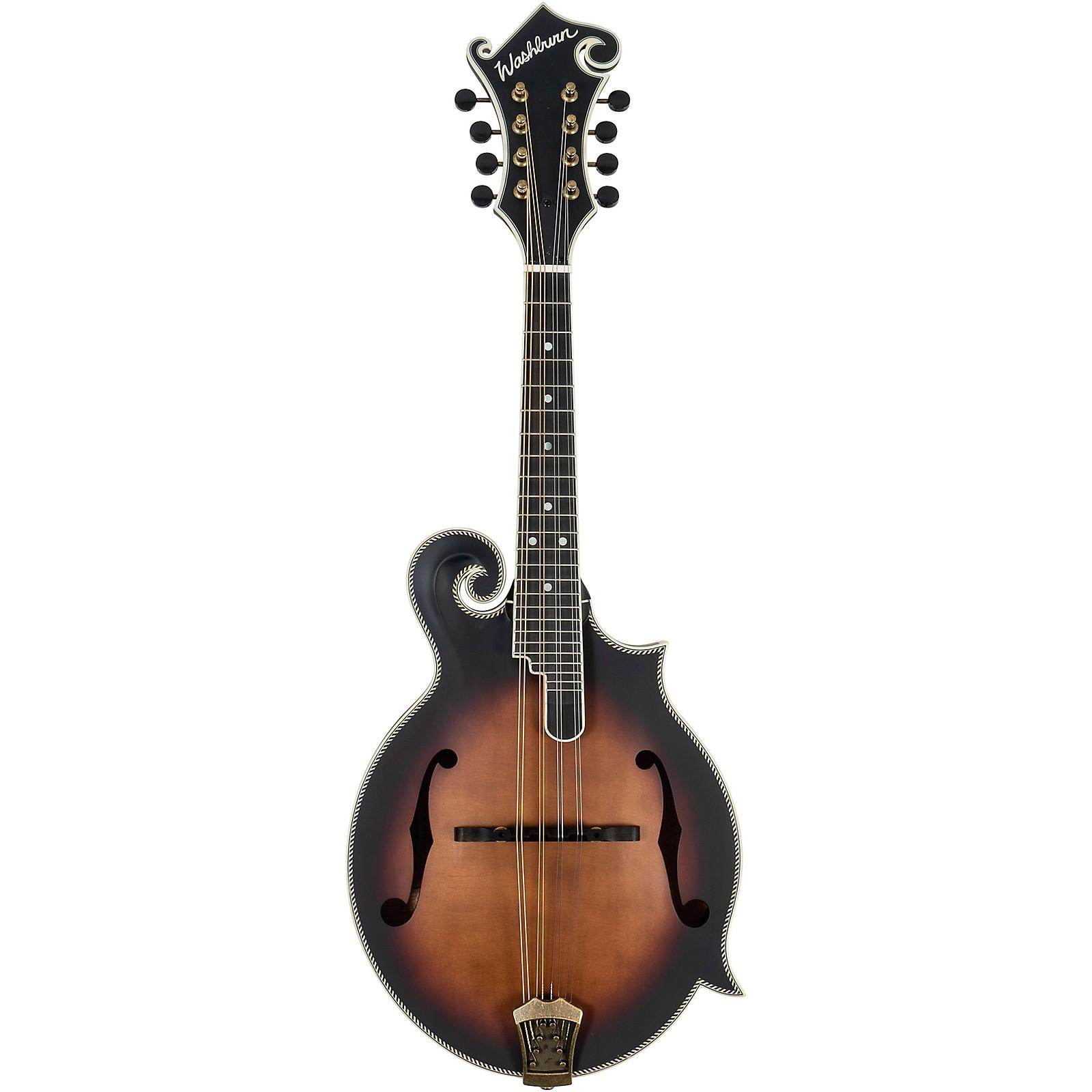 Open Box Washburn F-Style Mandolin Vintage