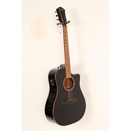 Open Box Fender F1020SCE Cutaway Dreadnought Acoustic-Electric Guitar
