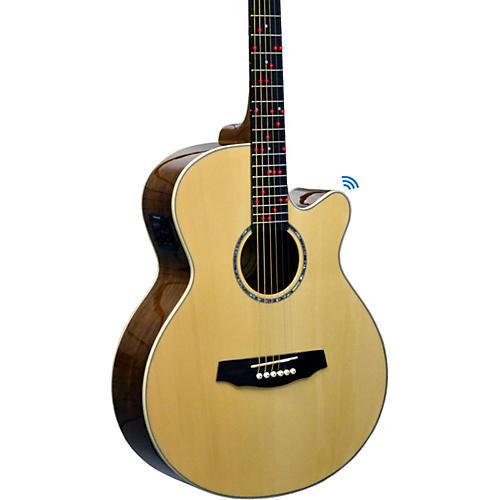 Open Box Fretlight FG-629 Wireless Acoustic-Electric Guitar