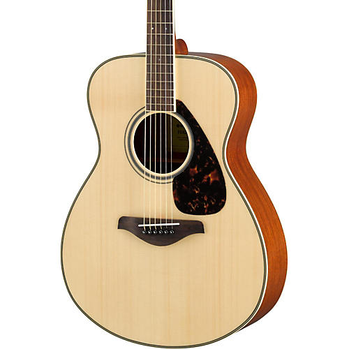 Open Box Yamaha FS820 Small Body Acoustic Guitar