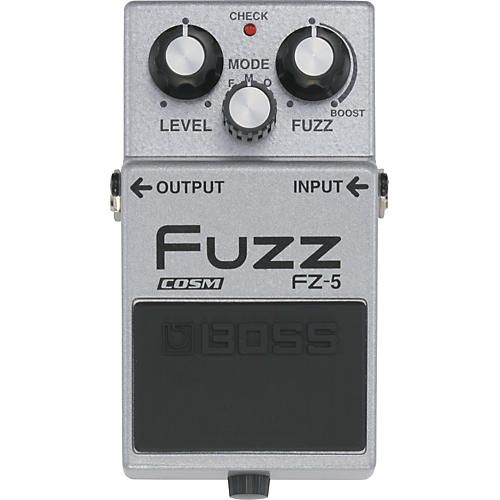 Open Box Boss FZ-5 Fuzz Pedal