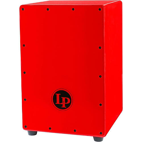 Open Box LP Ferrari Red Cajon