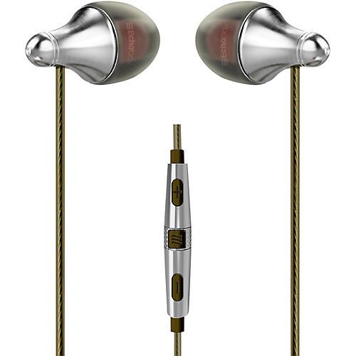 Open Box Echobox Audio Finder Titanium Hi-Res Earphones - Android Edition