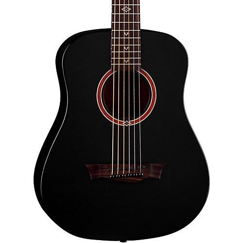 Open Box Dean Flight Series Travel Acoustic Guitar
