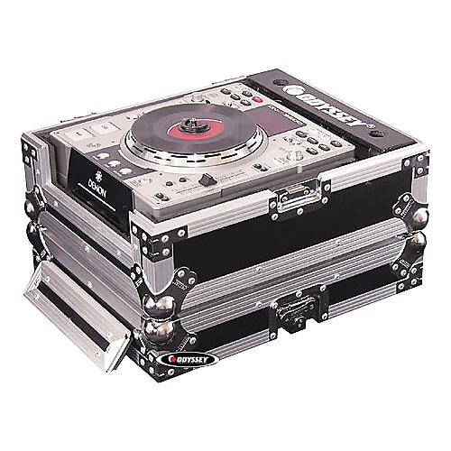 Open Box Odyssey Flight Zone Adjustable CD Player Case