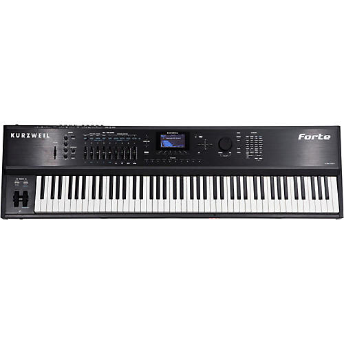 Open Box Kurzweil Forte 88-Key Stage Piano