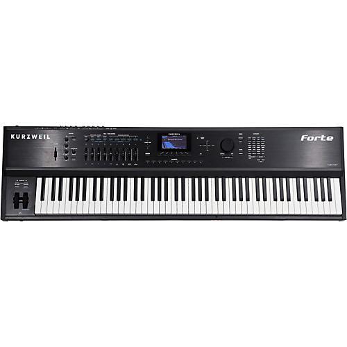 Open Box Kurzweil Forte 88-Key Stage Piano