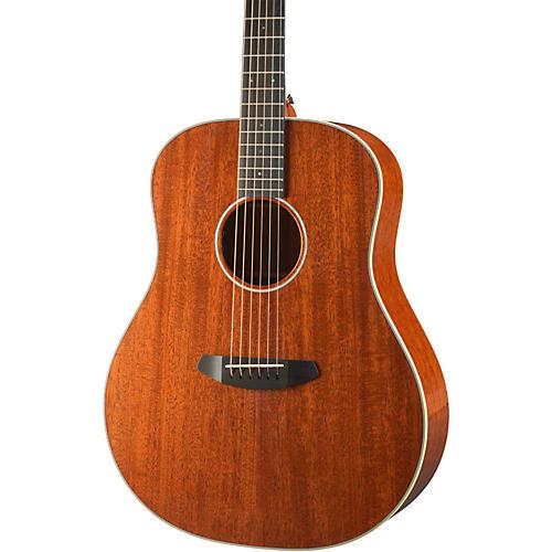 Open Box Breedlove Frontier Dreadnought E Mahogany - Mahogany Acoustic-Electric Guitar