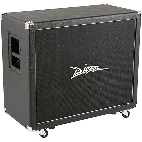 Open Box Diezel Frontloaded 100W 2x12 Guitar Speaker Cabinet