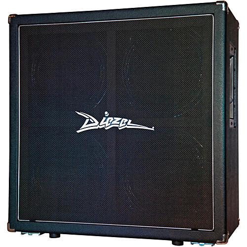 Open Box Diezel Frontloaded 240W 4x12 Guitar Speaker Cabinet