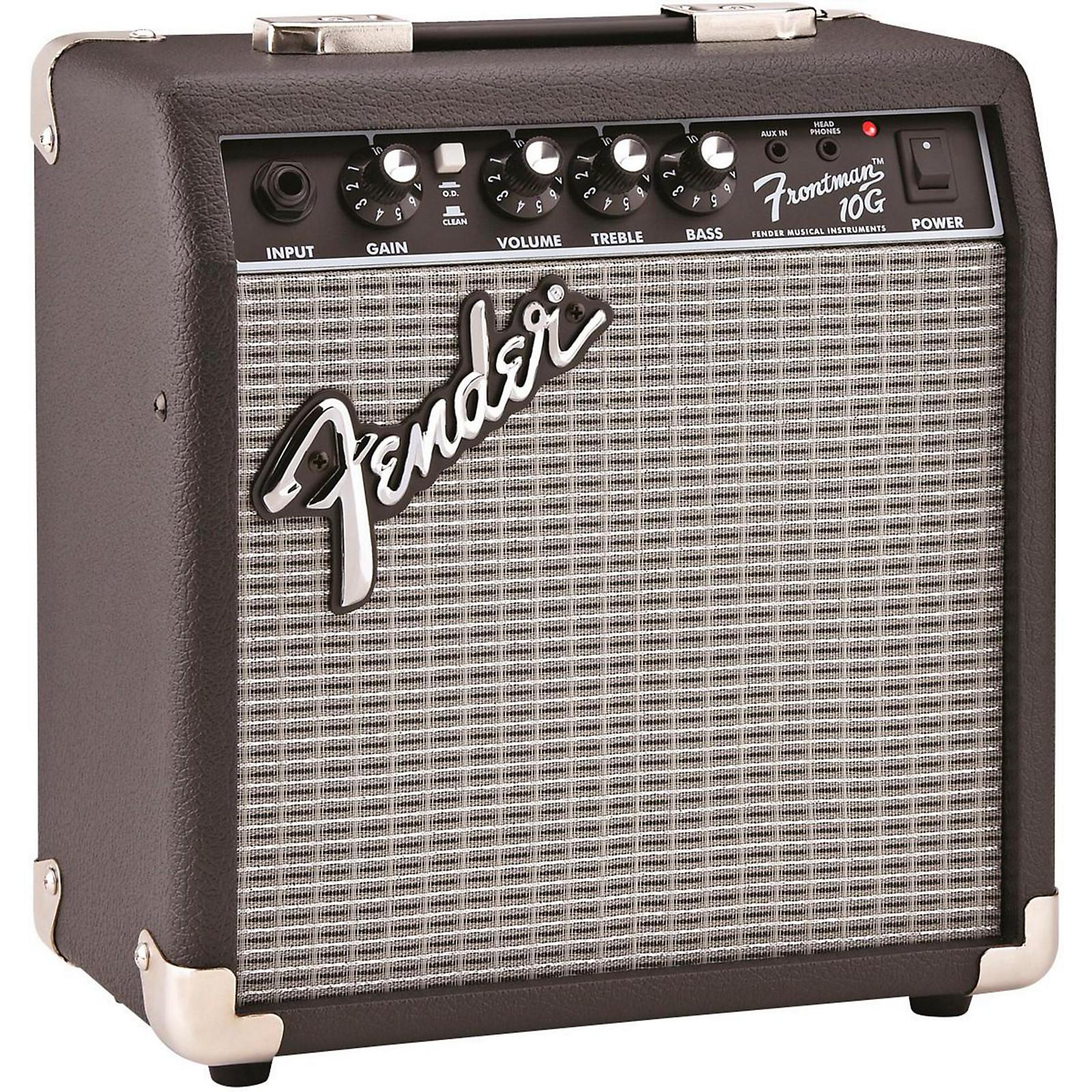 Open Box Fender Frontman 10G 10W Guitar Combo Amp