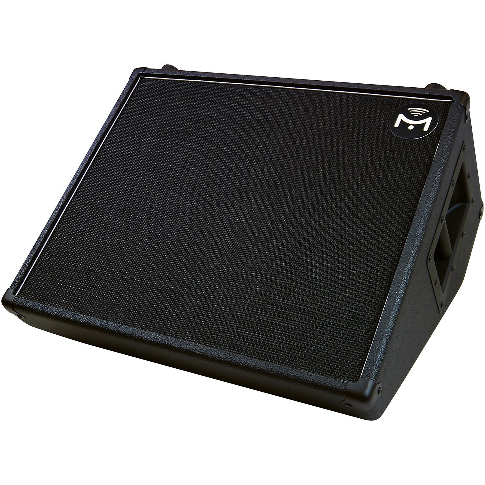 Open Box Mission Engineering Full Range Flat Response Powered Wedge Monitor
