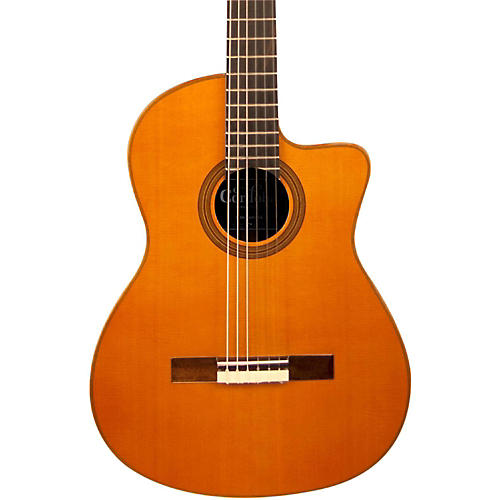 Open Box Cordoba Fusion Orchestra CE CD/IN Acoustic-Electric Nylon String Classical Guitar