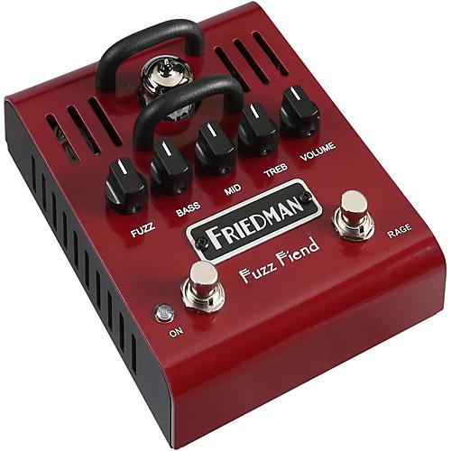 Open Box Friedman Fuzz Fiend Tube Fuzz Effects Pedal