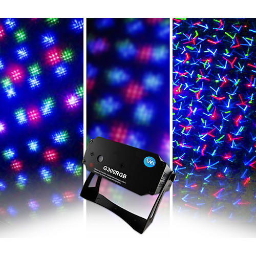 Open Box VEI G300RGB RGB Mini Laser