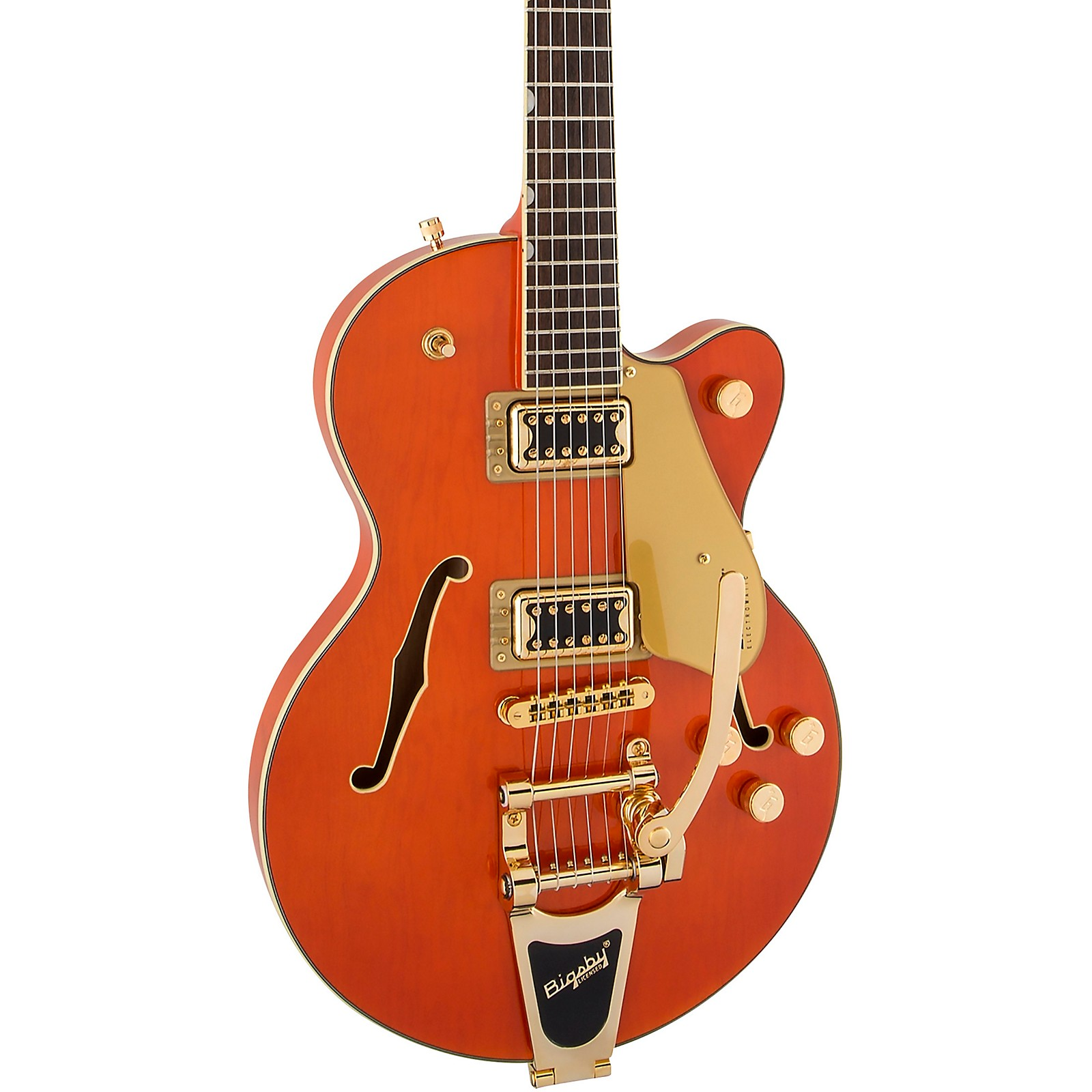 Open Box Gretsch Guitars G5655TG Electromatic Center Block Jr. Bigsby Electric Guitar