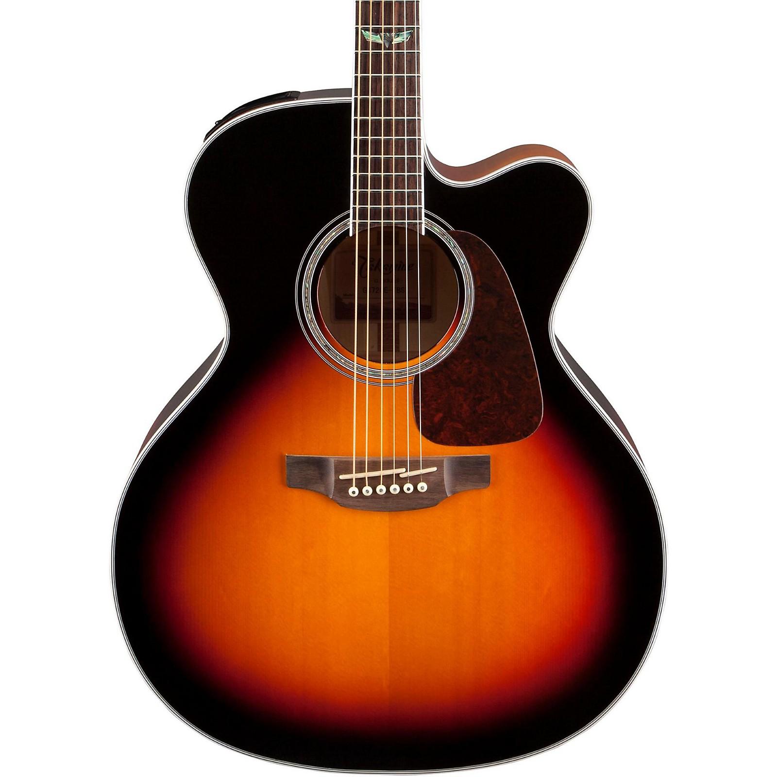 Open Box Takamine GJ72CE G Series Jumbo Cutaway Acoustic-Electric Guitar
