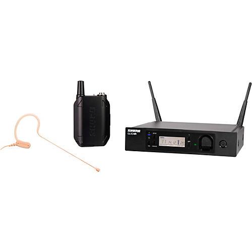 Open Box Shure GLXD14R Advanced Wireless System with MX153 Headworn Microphone