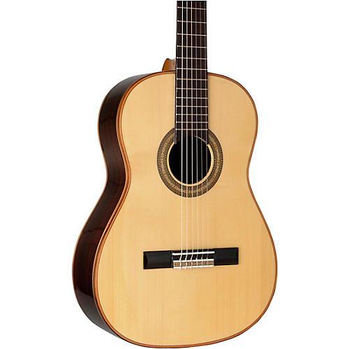 Open Box Giannini GNC-5 Hand-Built Solid German Spruce Top Nylon-String Guitar