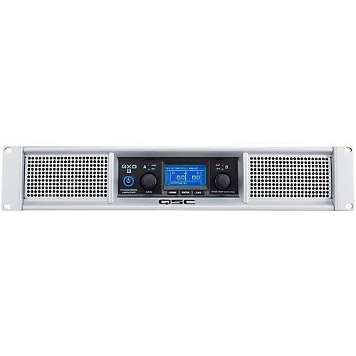 Open Box QSC GXD 8 Professional Power Amplifier