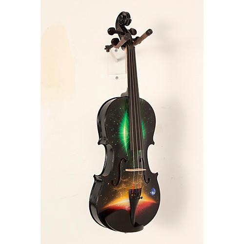 Open Box Rozanna's Violins Galaxy Ride Series Violin Outfit