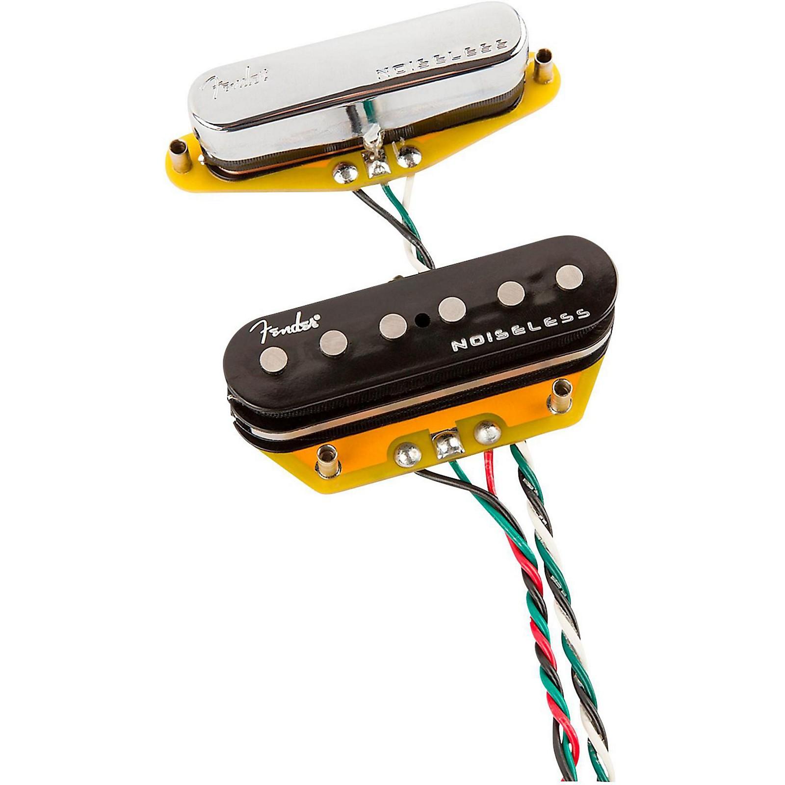 Open Box Fender Gen 4 Noiseless Telecaster Pickups Set of 2