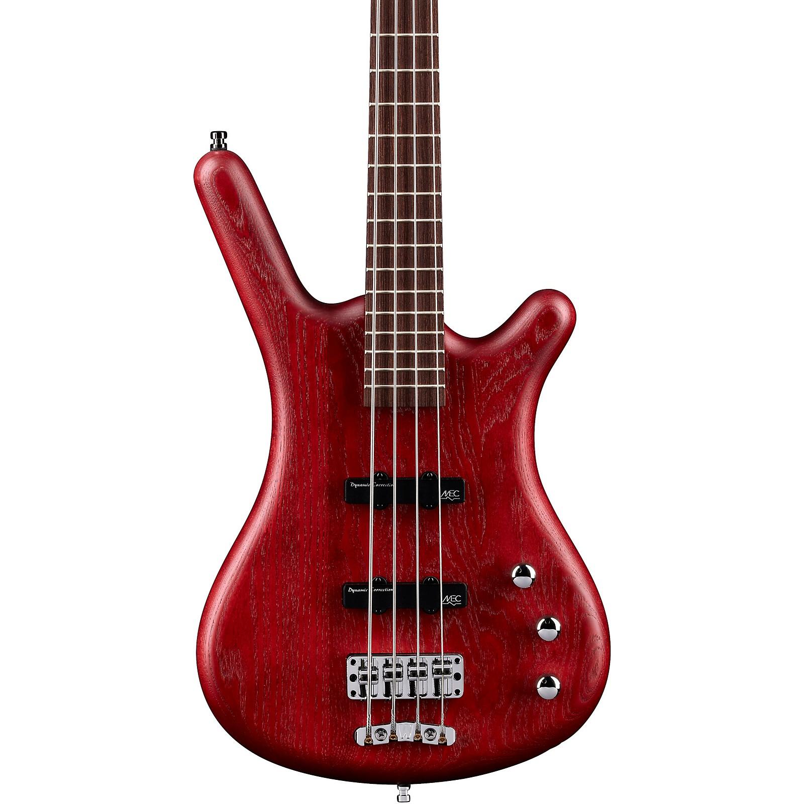 Open Box Warwick German Pro Series Corvette Ash Passive 4-String Electric Bass Guitar