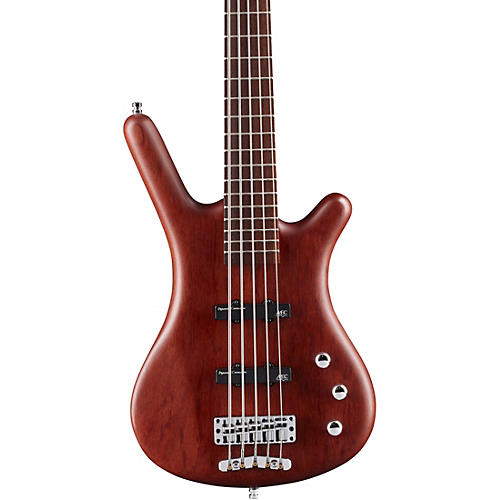 Open Box Warwick German Pro Series Corvette Bubinga Passive 5-String Electric Bass Guitar