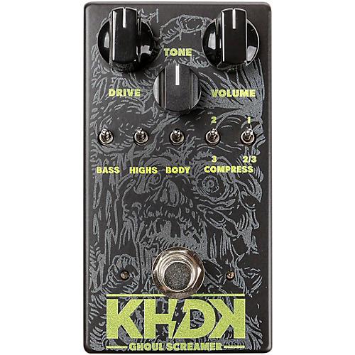 Open Box KHDK Ghoul Screamer Overdrive Effects Pedal
