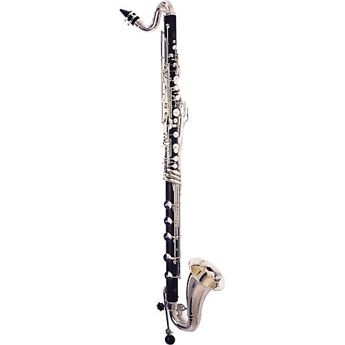 Open Box Buffet Crampon Greenline 1193 Prestige Low C Bass Clarinet
