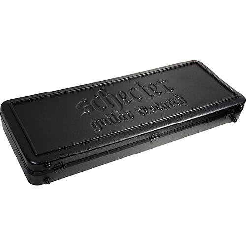 Open Box Schecter Guitar Research Guitar Case for S-1, Scorpion, Devil Tribal, and other S-series models
