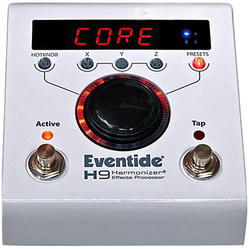 Open Box Eventide H9 Core Harmonizer Guitar Multi-Effects Pedal