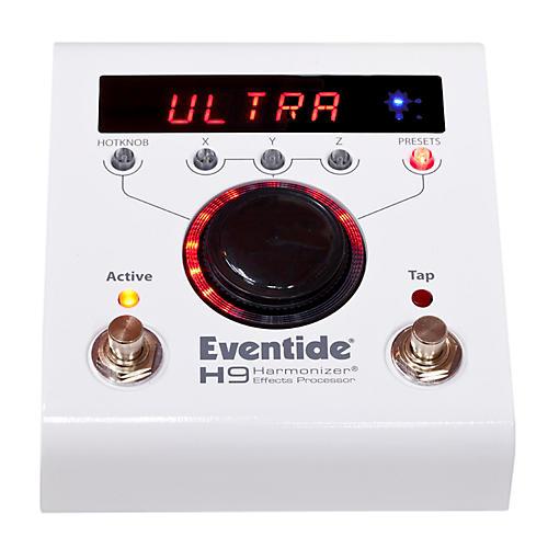 Open Box Eventide H9 Harmonizer Guitar Multi-Effects Pedal