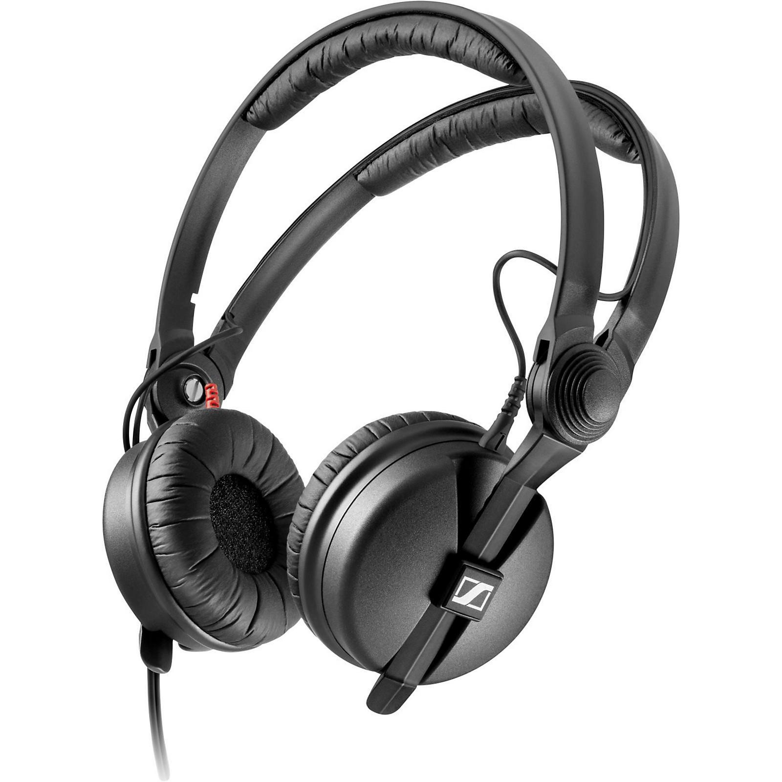 Open Box Sennheiser HD 25 Plus On-Ear Studio Headphones
