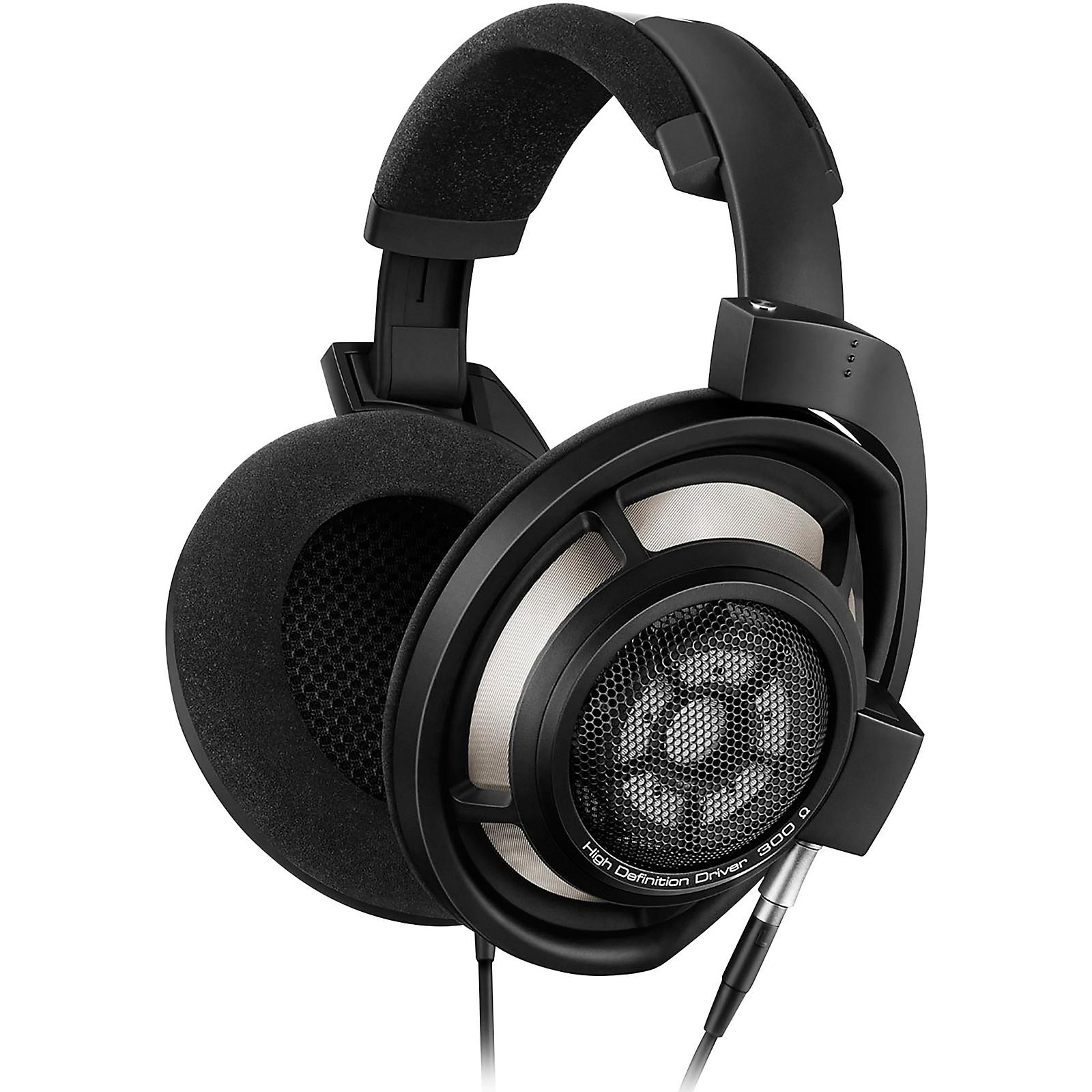 Open Box Sennheiser HD 800S Open-Back Stereo Headphones