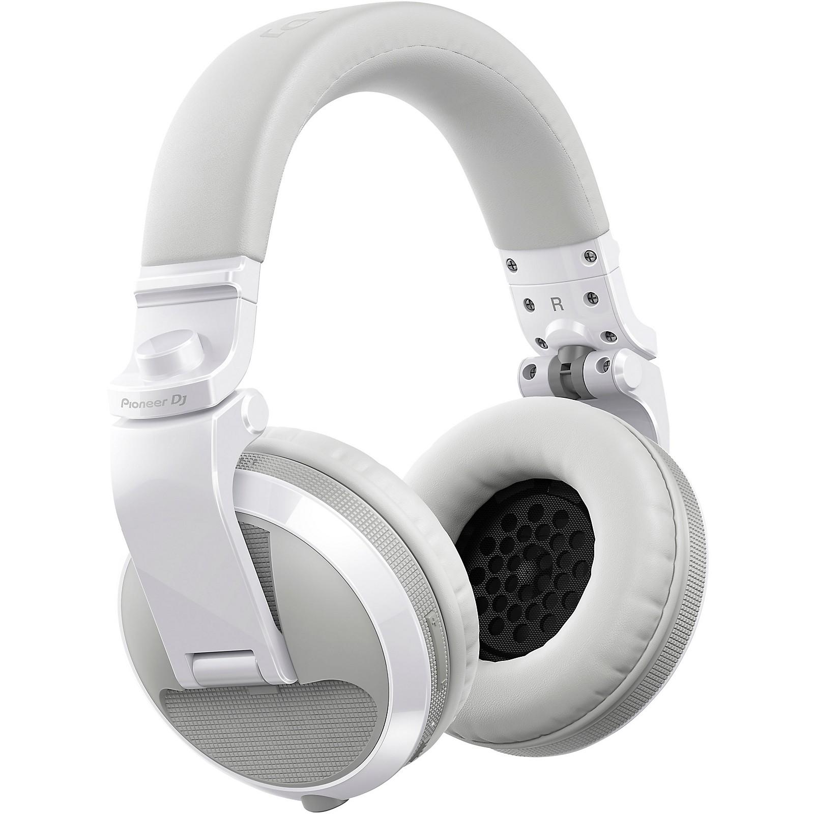 Open Box Pioneer HDJ-X5BT Over-Ear DJ Headphones with Bluetooth