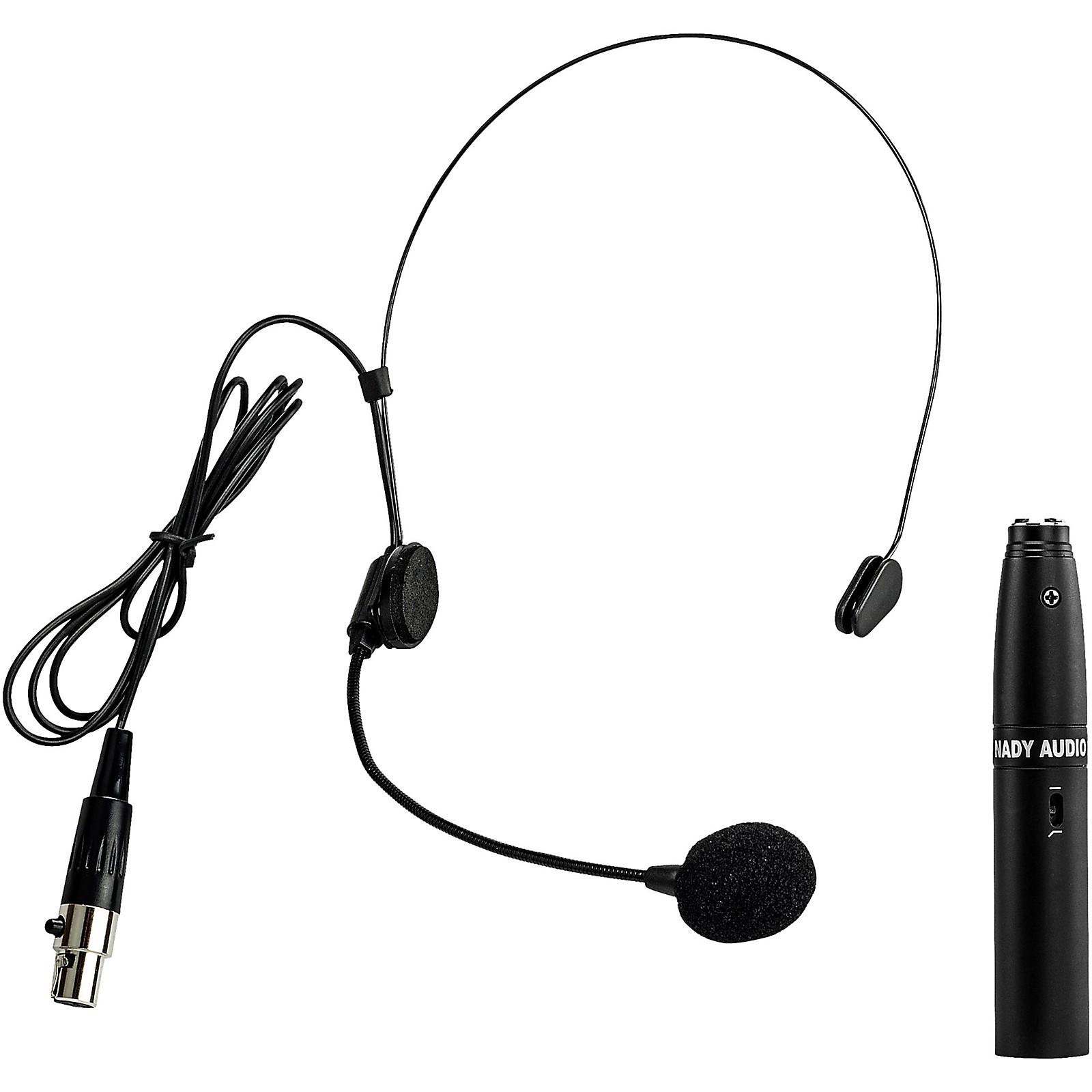 Open Box Nady HM-5U Headset Mic
