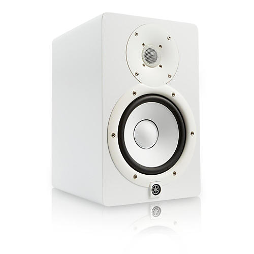 Open Box Yamaha HS7 W Powered Studio Monitor