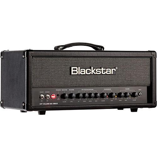 Open Box Blackstar HT Venue Series Club 50 MKII 50W Tube Guitar Amp Head