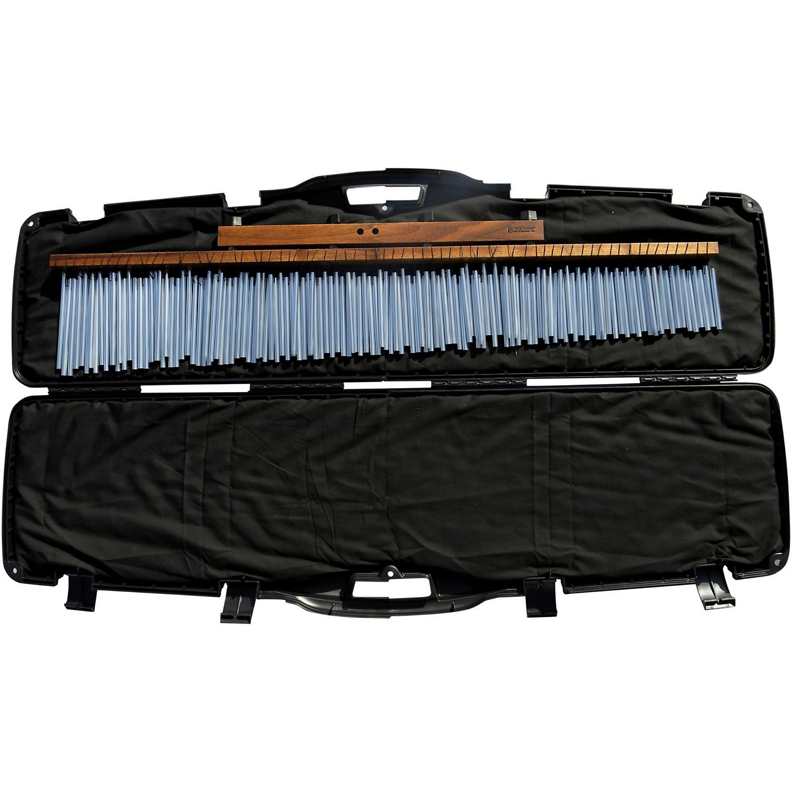 Open Box Treeworks Hard Case for TRE70db 140-Bar Double Row Chimes