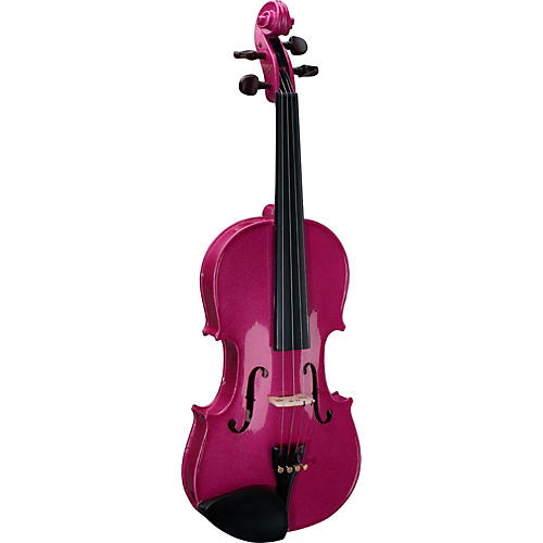 Open Box Stentor Harlequin Series Violin Outfit
