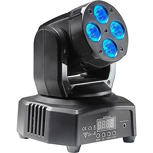 Open Box Stagg HeadBanger 8 Moving-Head RGBW LED Light