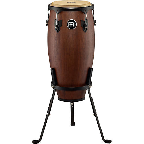 Open Box Meinl Headliner Designer Wood Conga with Basket Stand