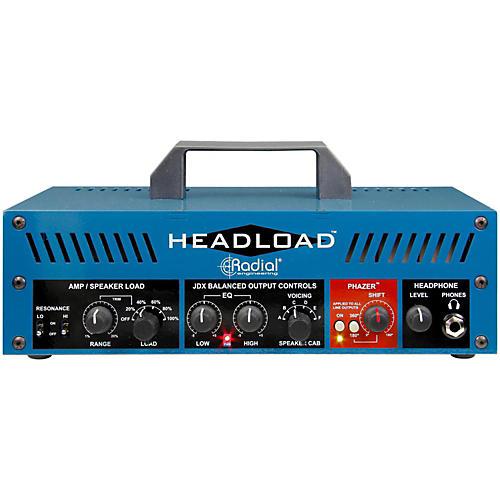 Open Box Radial Engineering Headload Guitar Amp Load Box