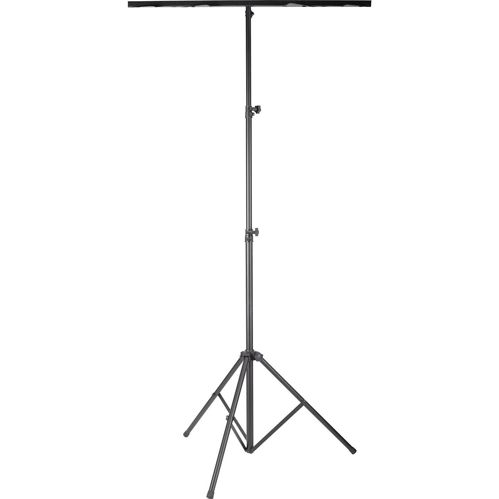 Open Box Stagg Height Adjustable Light Stand With Folding Legs