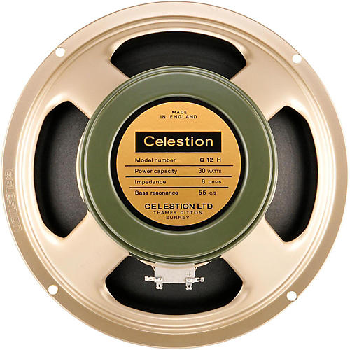 Open Box Celestion Heritage G12H (55Hz) 30W, 12