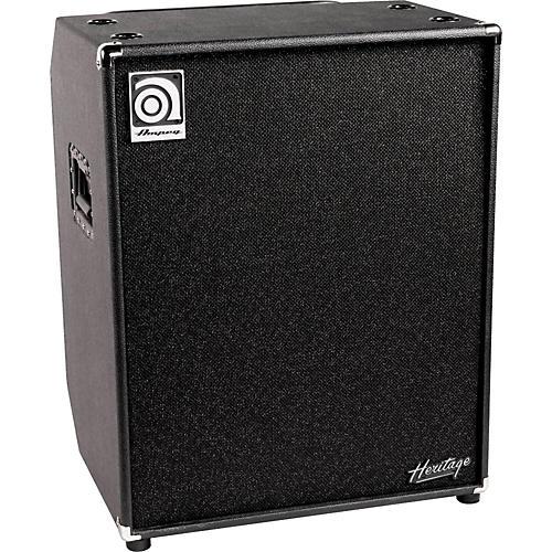 Open Box Ampeg Heritage Series SVT-410HLF 2011 4x10 Bass Speaker Cabinet 500W