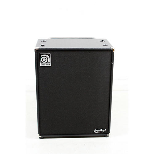 Open Box Ampeg Heritage Series SVT-410HLF 2011 4x10 Bass Speaker Cabinet 500W