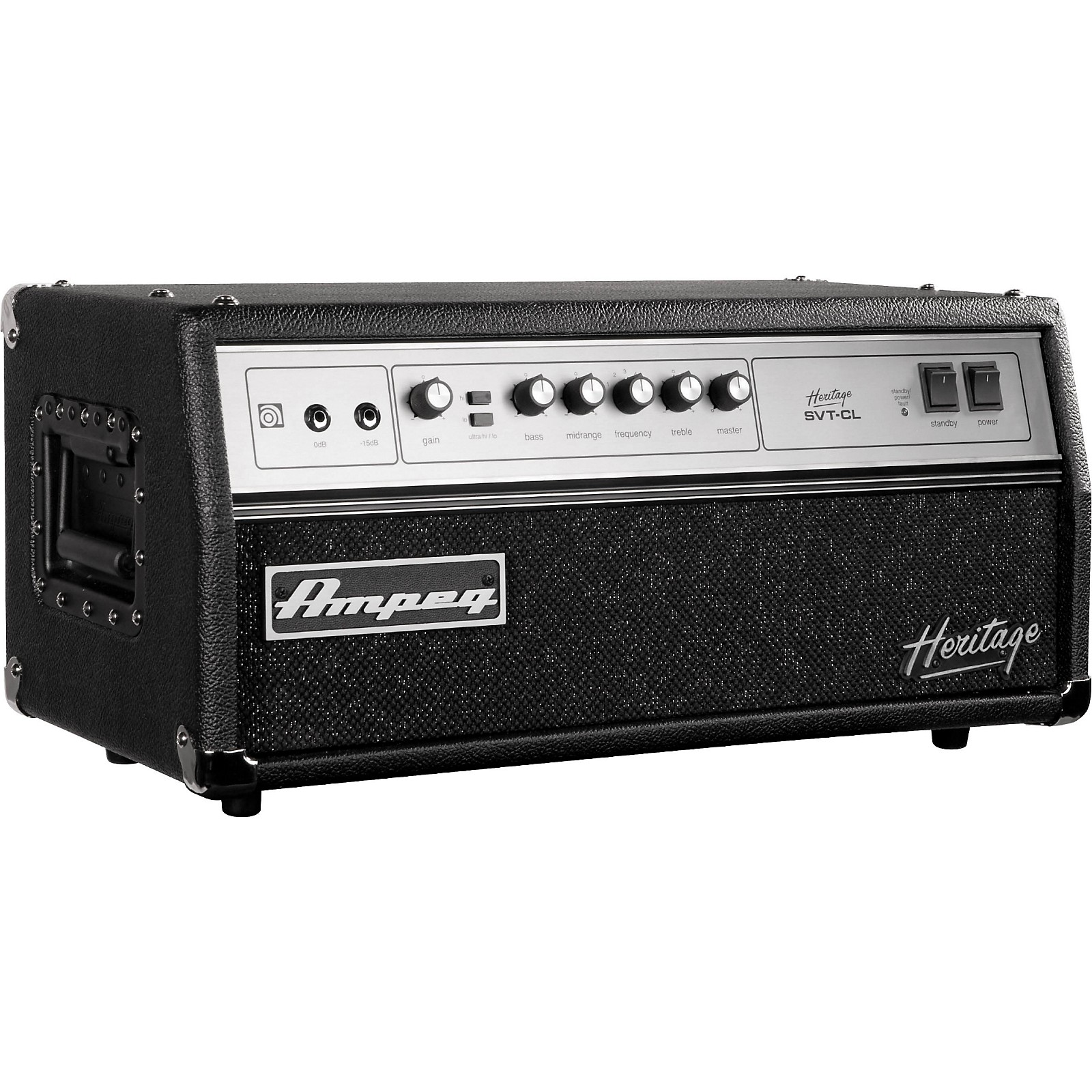 Open Box Ampeg Heritage Series SVT-CL 2011 300W Tube Bass Amp Head